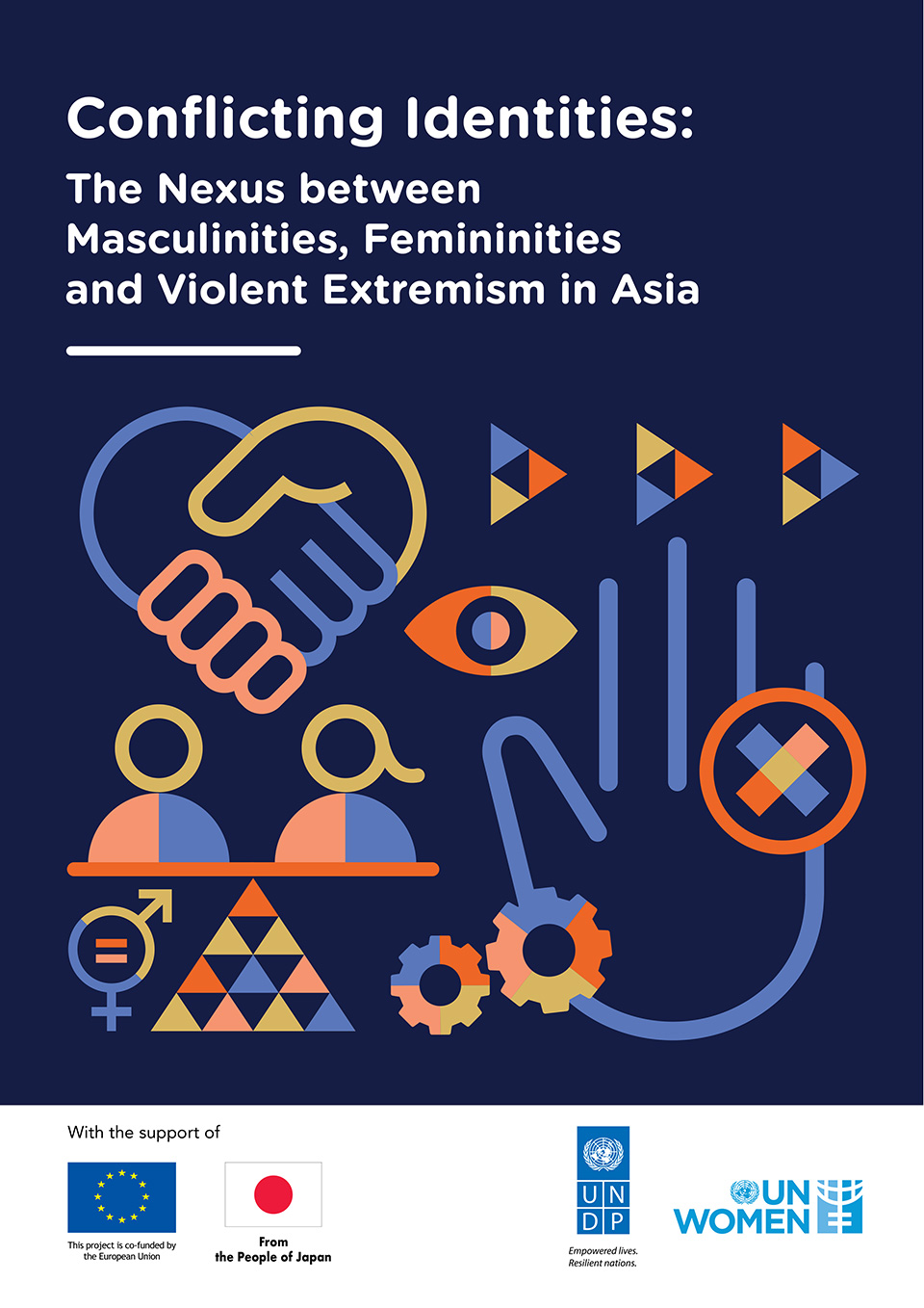 Conflicting Identities: The Nexus between Masculinities, Femininities and Violent Extremism in Asia