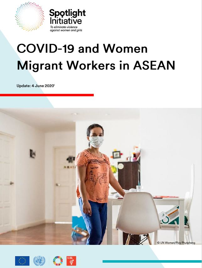 Policy Brief: COVID-19 and Women Migrant Workers in ASEAN