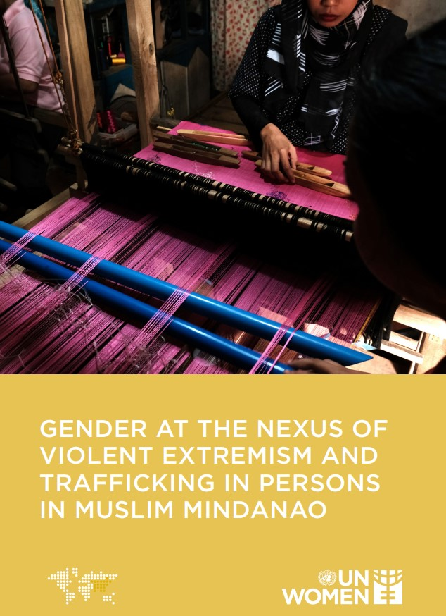 Gender at the Nexus of Violent Extremism and Trafficking in Persons in Muslim Mindanao