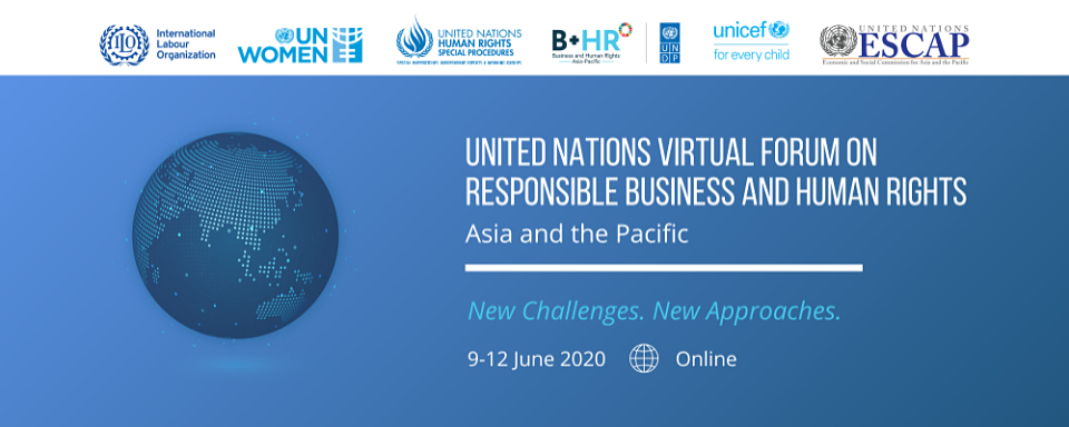 'Opportunity' in crisis: UN regional forum on business and human rights seeks high road in post COVID-19 recovery