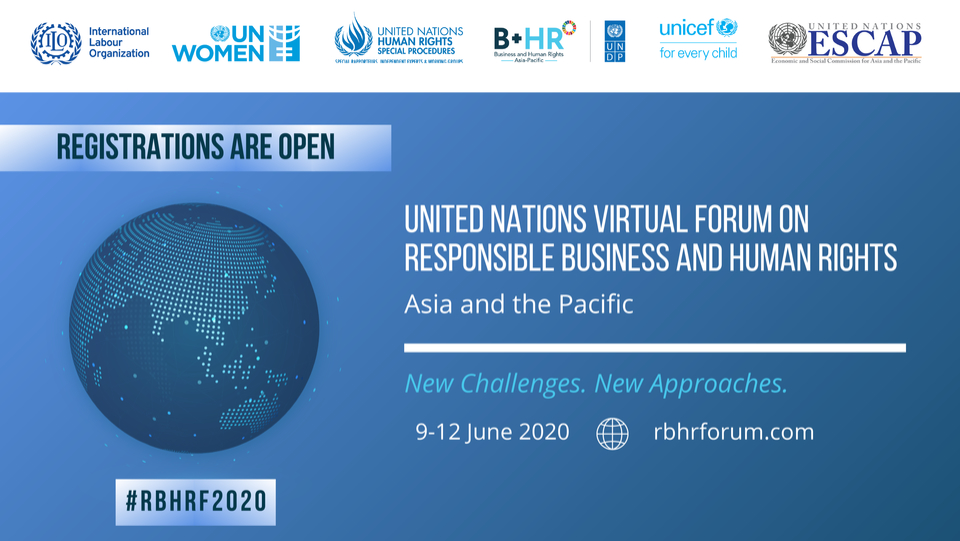 United Nations' Responsible Business and Human Rights Forum