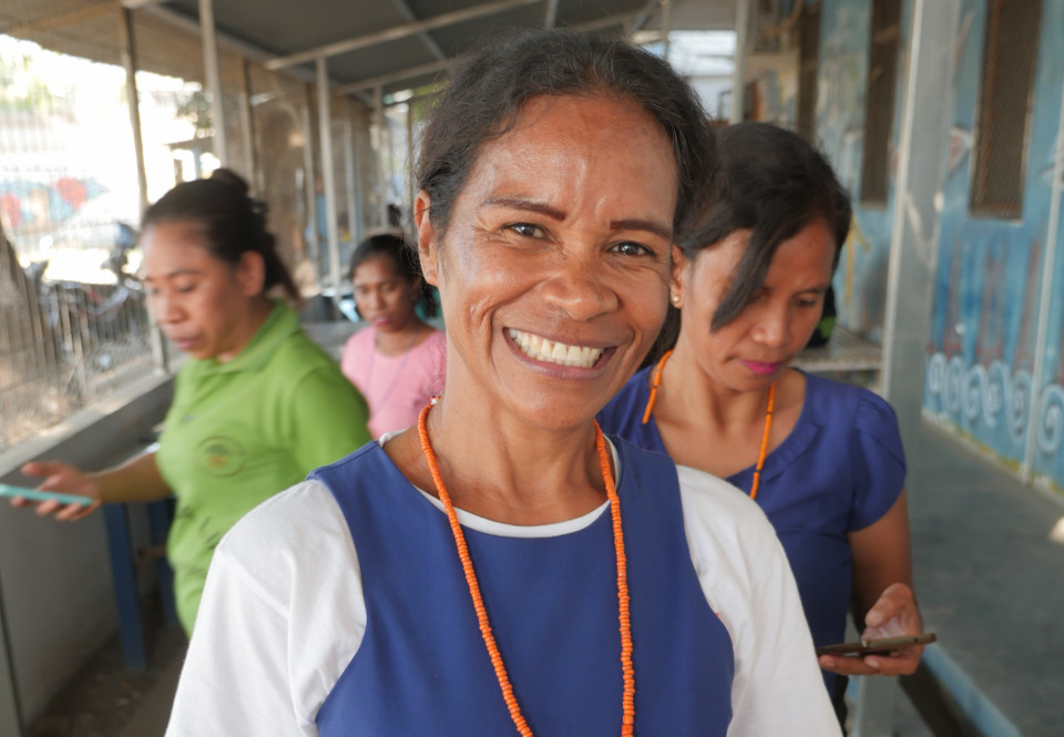 The power of community advocacy and healing for women survivors of violence