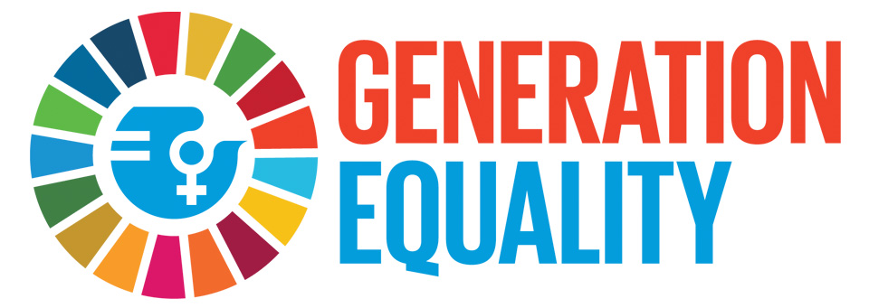 Logo: Generation Equality