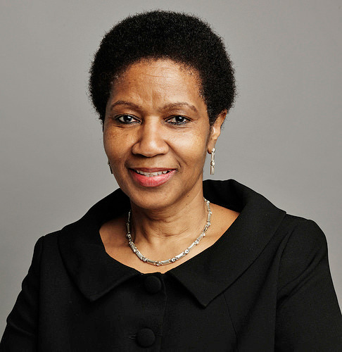 UN Women Executive Director, Phumzile Mlambo-Ngcuka