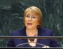 Message of Michelle Bachelet for the International Day for Zero Tolerance of Female Genital Mutilation