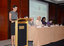 The Opening Session of the Preparatory GFMD Workshop, The Philippines