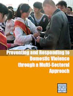 Preventing and Responding to Domestic Violence through a Multi-Sectoral Approach