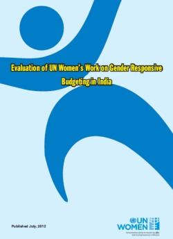 Evaluation of UN Women's work on Gender Responsive Budgeting in India