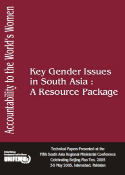 Gender Issues in South Asia