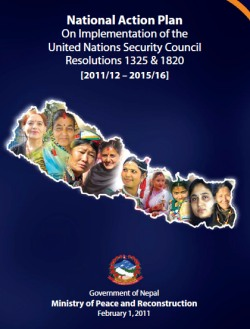 Nepal's National Action Plan