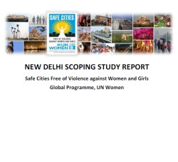 New Delhi Scoping Study Report 2011