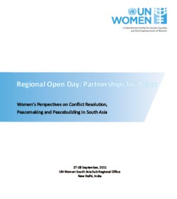 Regional Open Day – Partnerships for Peace