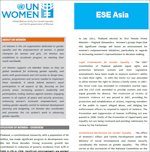 East and Southeast Asia Programme Country Briefs