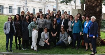 UN Women brought together 25 civil society representatives from across the region to discuss 20 years of the Women, Peace and Security agenda
