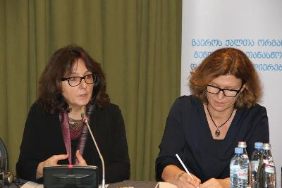 Official visit to Georgia of the UN Special Rapporteur on Violence against Women, its Causes and Consequences
