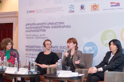 Gender Equality in the Framework of Corporate Sustainability