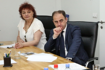 Tbilisi Municipality Discusses Participatory Gender Audit Results