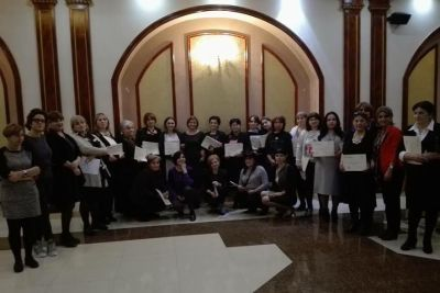 Capacity building of the service providers for domestic violence survivors launched
