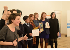 Recognizing the work of a women's human rights defender with the Kato Mikeladze award