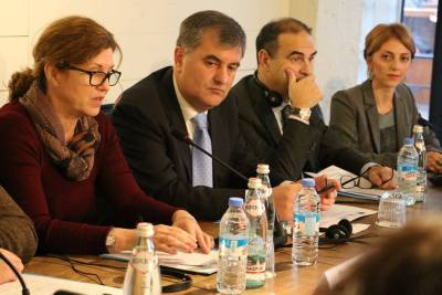 The Ministry of Internally Displaced Persons from the Occupied Territories, Accommodation and Refugees of Georgia presents its Gender Equality Strategy and Action Plan