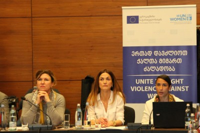 Georgia to conduct nation-wide study on violence against women with EU support