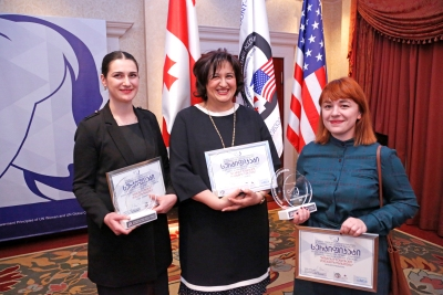 Private sector pioneers recognized for gender equality action