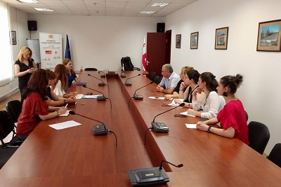 Custom solutions on combating violence against women in focus