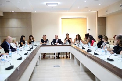 Inter-agency Commission on Gender Equality, Violence against Women and Domestic Violence now operational