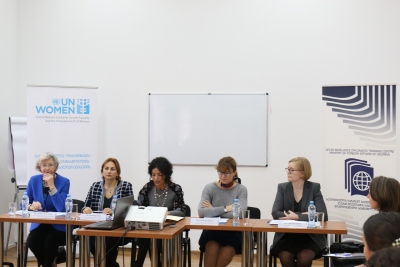 UN Women teams up with Swedish Embassy and Folke Bernadotte Academy to reinforce women's role in peace process