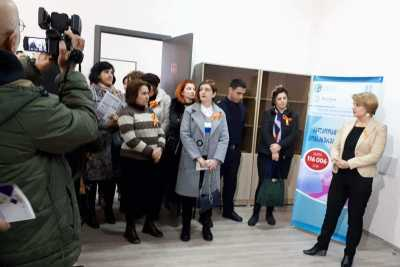 Crisis center for victims of violence opens in Kutaisi