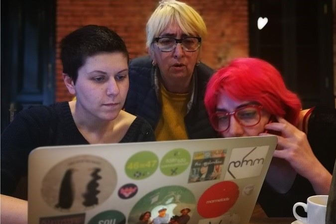 """From where I stand: """"Women can make meaningful contributions to the development of Wikipedia"""""""