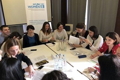 Partnership with Sweden's Folke Bernadotte Academy reinforced to increase women's involvement in conflict resolution