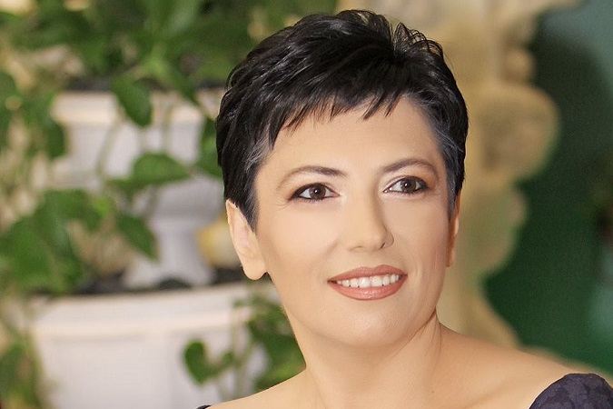 """In the words of Maya Makhatadze: """"Women should believe that they can be successful"""""""