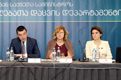 Ministry of Internal Affairs reports on progress achieved in curbing violence against women and domestic violence