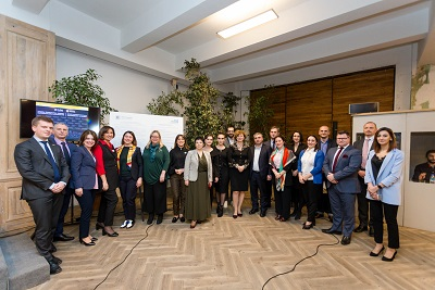 At the 2018 WEPs event in Georgia, new companies joined the global WEPs movement