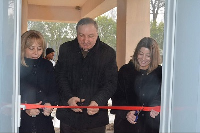 Three new crisis centers for victims/survivors of violence against women and domestic violence have been open in Ozurgeti (Guria), Telavi (Kakheti) and Zugdidi (Samegrelo)