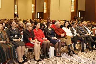 Female entrepreneurs from all over Georgia gathered at the Women Entrepreneurs' National Business Forum in Batumi