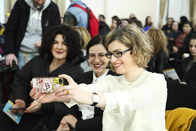 Countrywide campaign promoting women's economic empowerment launches in Kutaisi