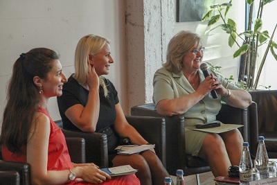 UN Women in Tbilisi hosted a business forum  of the Lithuanian and Georgian women entrepreneurs