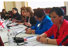 Ongoing discussions on achievements and challenges with localization of National Action Plan on Women, Peace and Security in Georgia