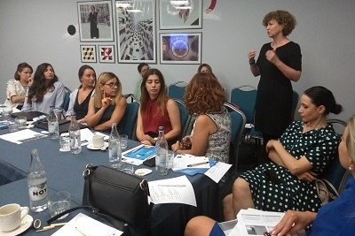 Armenian private sector learns about Women's Empowerment Principles