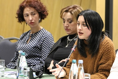 Open Day on Women, Peace and Security