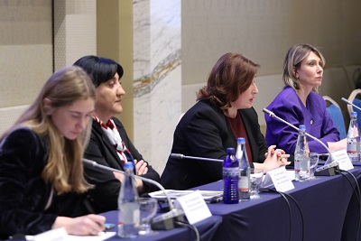 Women politicians have reflected on violence against women in politics and elections