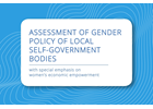Gender policy and challenges for local government bodies