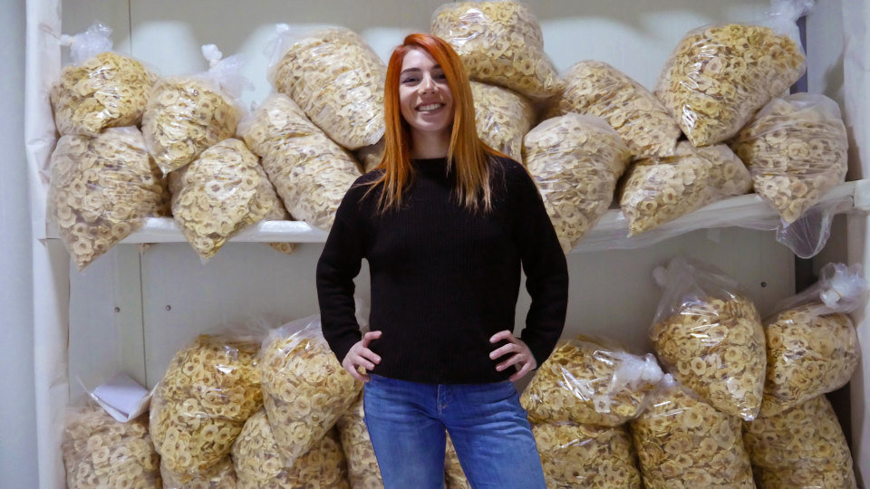 Nona Noniashvili: A young entrepreneur in Georgia who is planting seeds to help a conflict-affected community grow