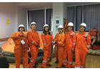 Support for women in Georgia's maritime sector is growing