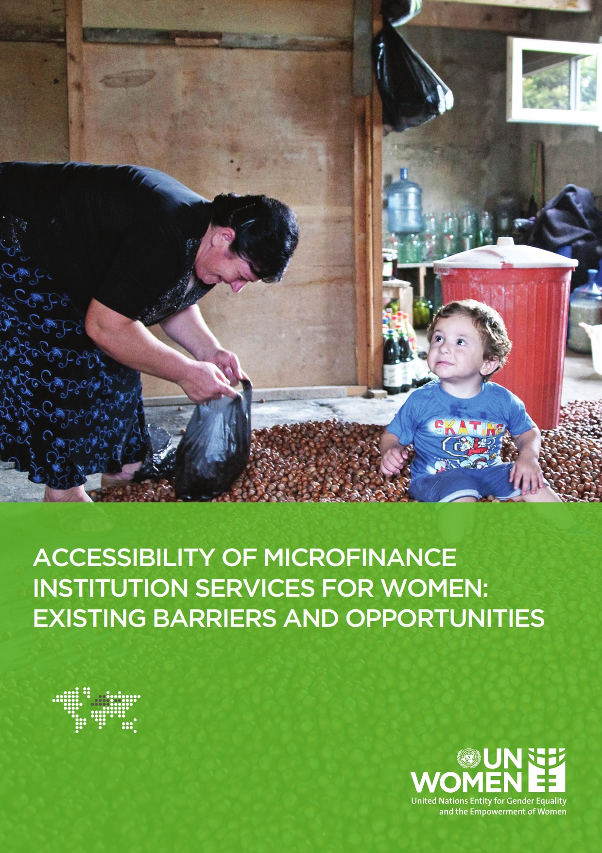 Accessibility of Microfinance Institution Services for Women: Existing Barriers and Opportunities