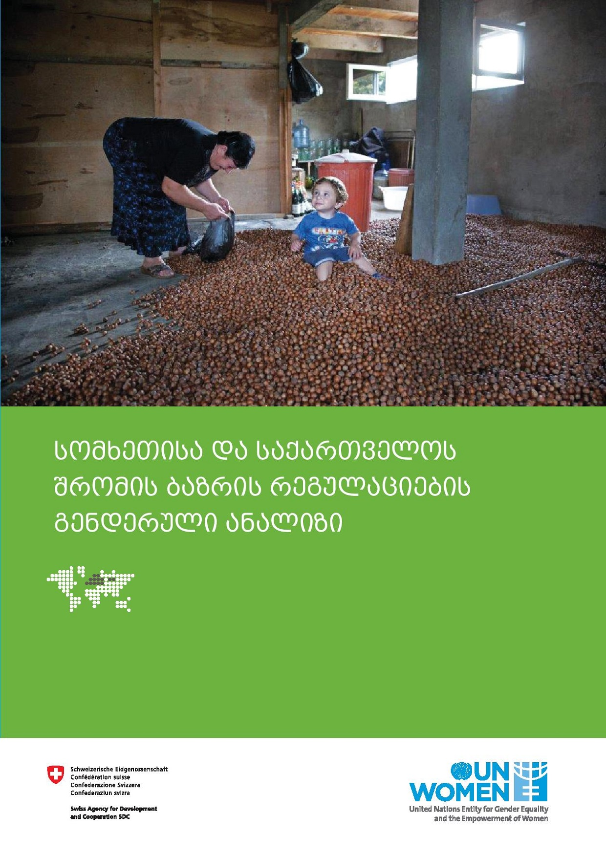 Gender Analysis of the Labour Market Regulations in Armenia and Georgia