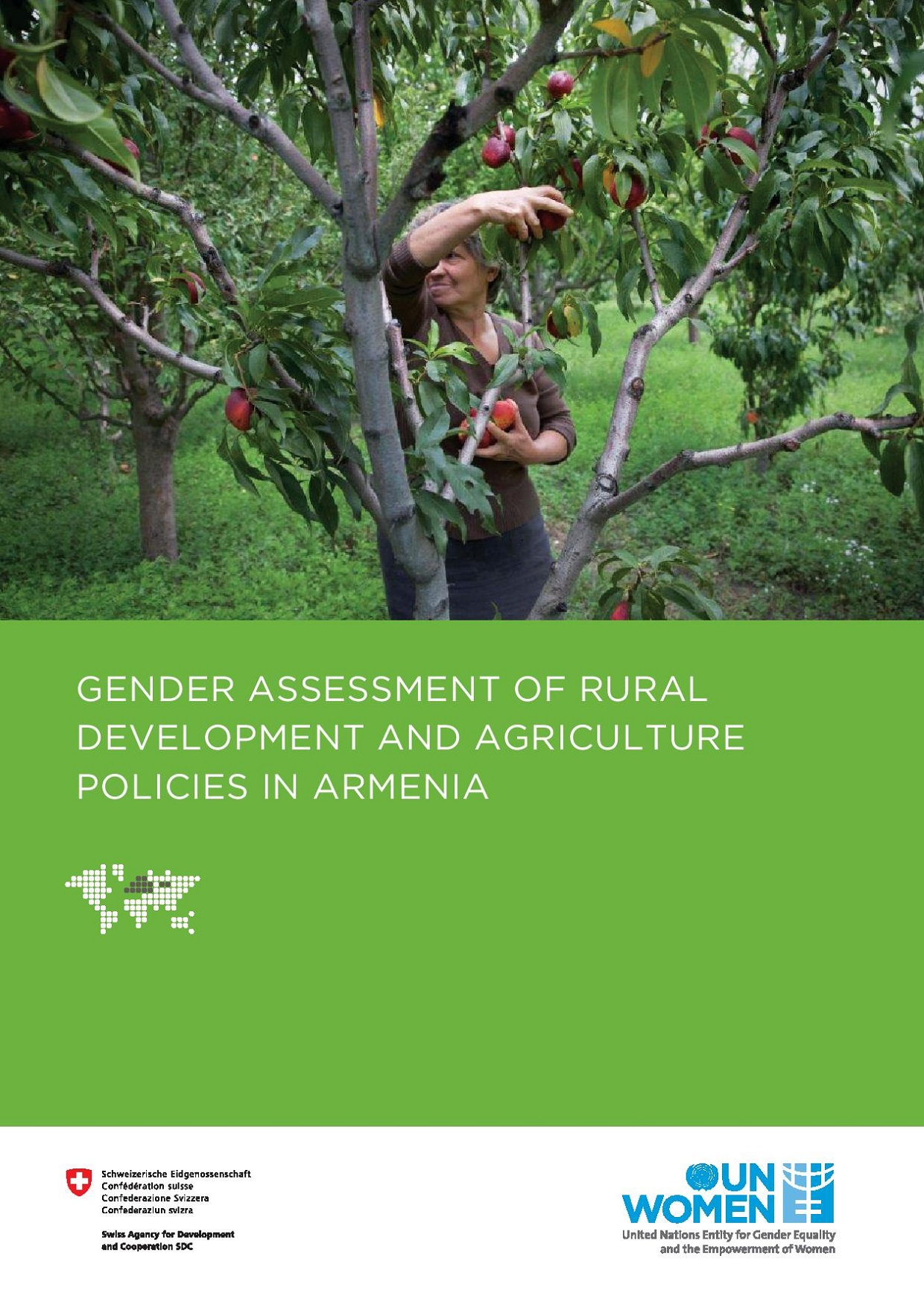 Gender Assessment of Rural Development and Agriculture Policies in Armenia