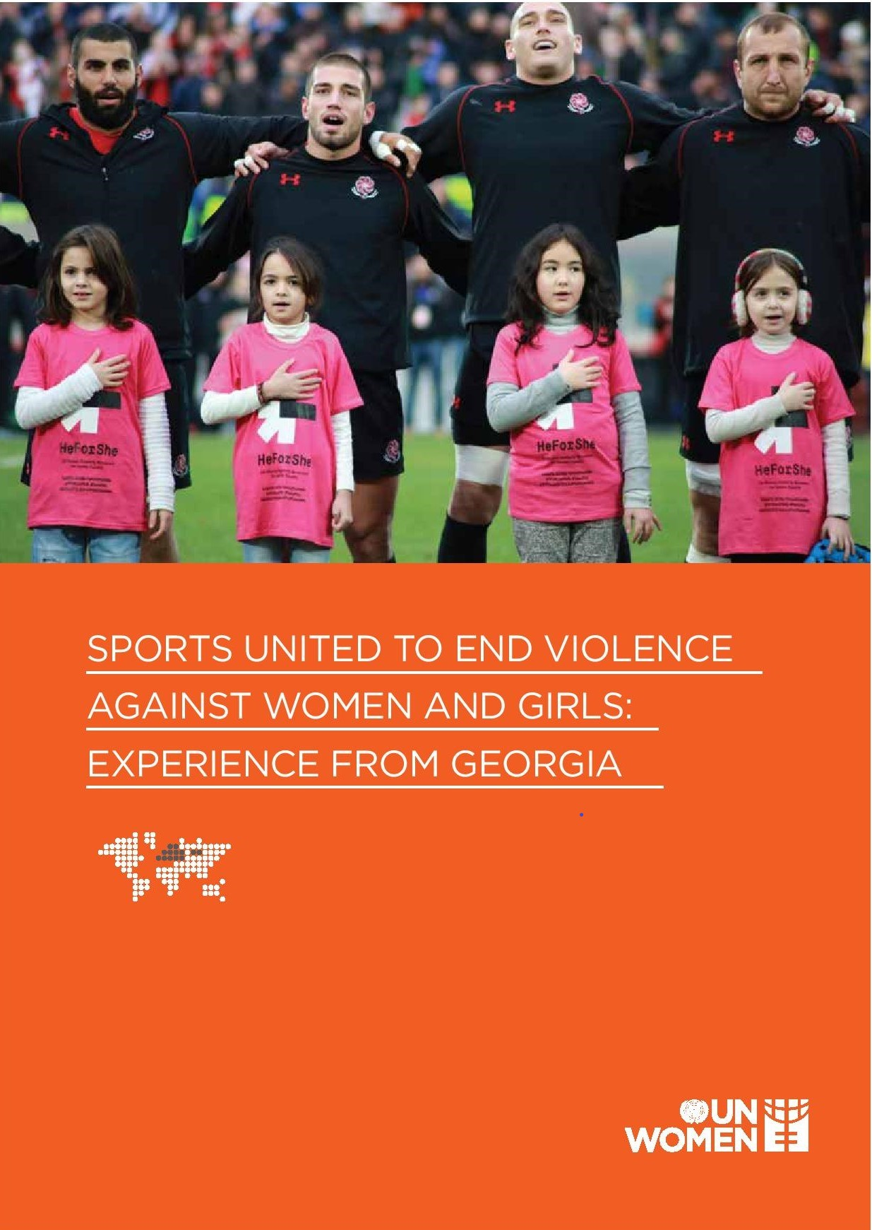 Sports united to End Violence against Women and Girls: Experience from Georgia
